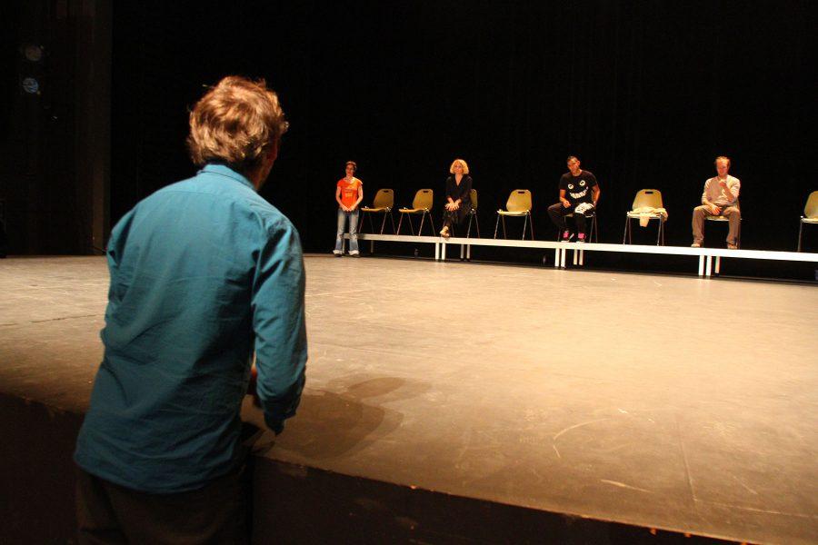 L'Othello (2011) - Répétition