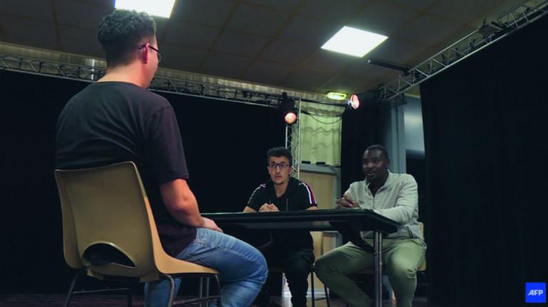 Le théâtre, tremplin vers l'emploi pour les migrants