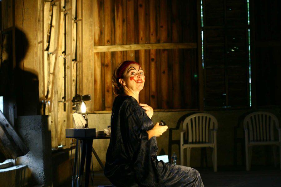 Théâtre Charbon - Répétition au 909 - Élizabeth Mazev