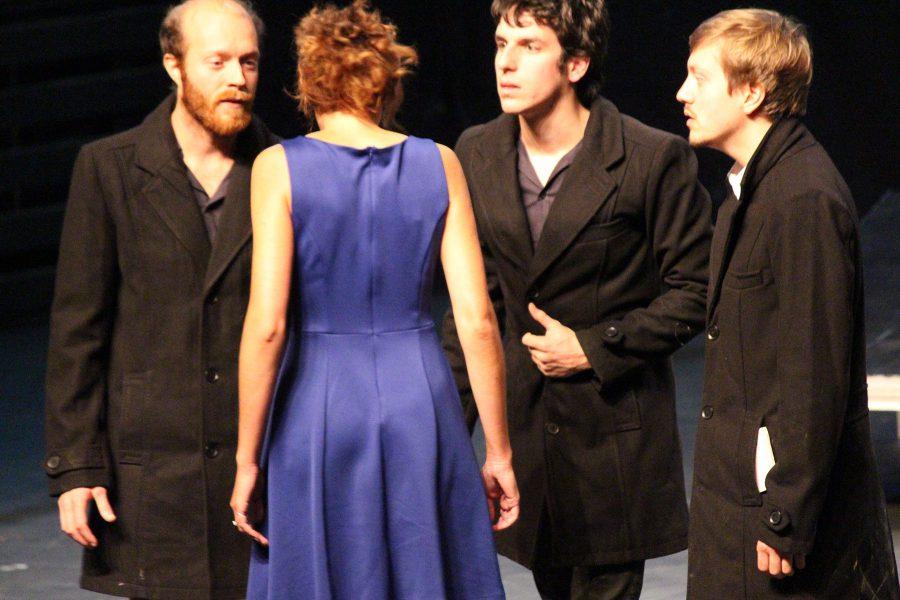 Un(s) Tartuffe - Répétition