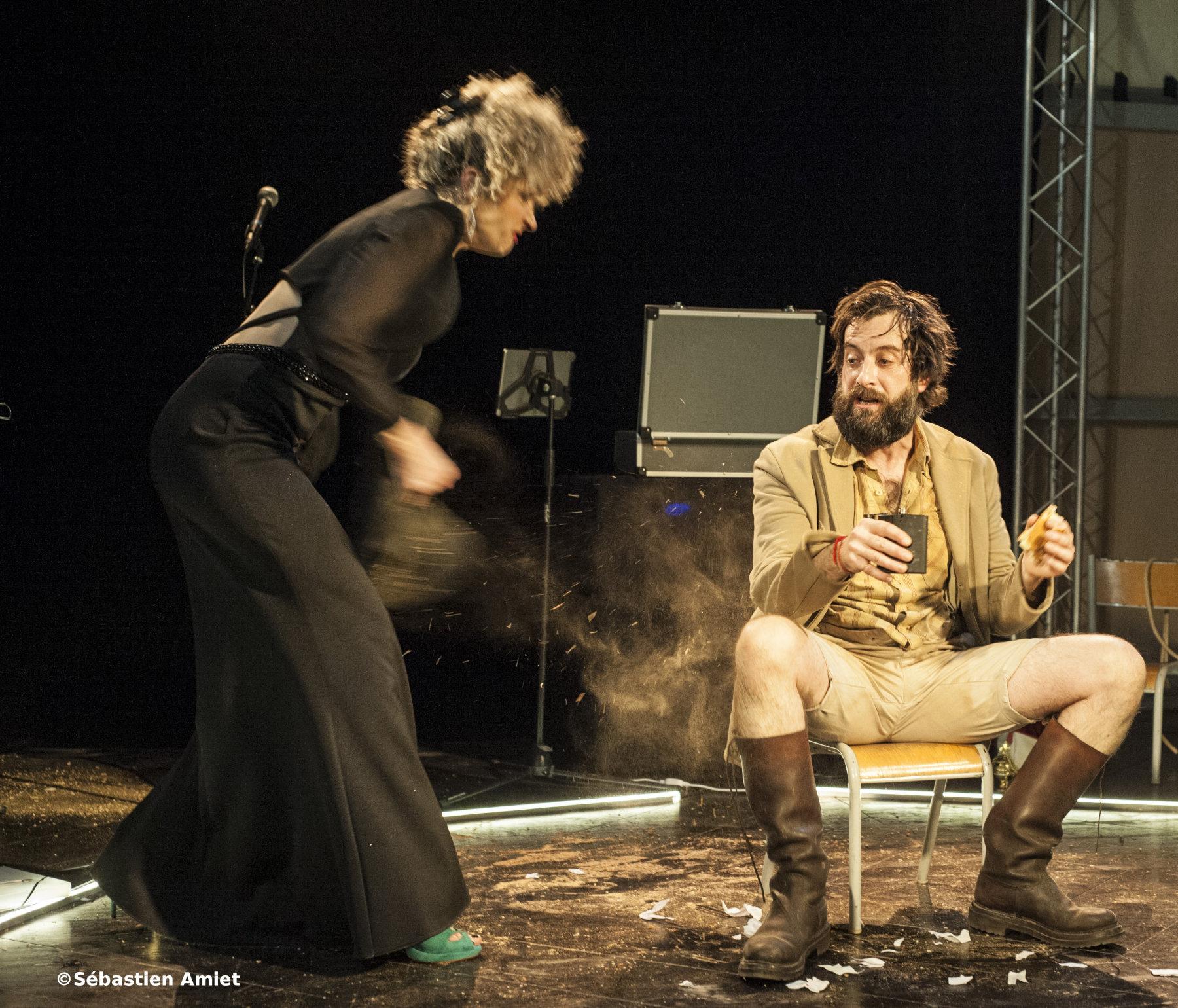 Compagnie Théâtre Charbon